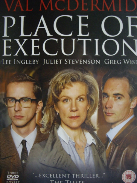 Place of Execution : Based on the Novel by VAL McDERMID  (3 DVD) [15세이상관람가]