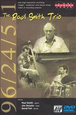 THE PAUL SMITH TRIO (DVD-AUDIO)