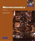 Macroeconomics (Paperback, Global ed of 9th revised ed)