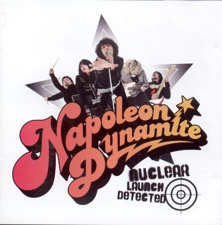Napoleon Dynamite (나폴레옹 다이나마이트) 1집 - Nuclear Launch Detected [바코드에 펀칭]