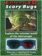 Extreme 3-D Scary Bugs (Hardcover, INA)