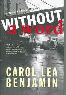 Without a Word : A Rachel Alexander Mystery  (ISBN : 9780060539016)