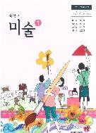 중학교 미술 1 교과서 (아침나라-최정아)