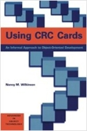 Using CRC Cards : An Informal Approach to Object-Oriented Development (Paperback) (ISBN: 0133746798)