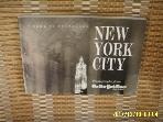 흑백사진 우편엽서 A BOOK OF POSTCARDS NEW YORK CITY  -약30매. 아래참조