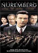 [DVD] 뉘른베르크 (Nuremberg) [알렉 볼드윈]  / [아웃케이스 포함 초회판]