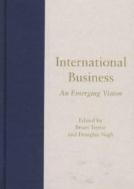 International Business : An Emerging Vision (ISBN : 9781570030123)