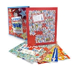 Where's Wally? Wow Case Set 월리를 찾아라 6종 + 퍼즐 세트 [ 6 Paperbacks + Puzzle ]