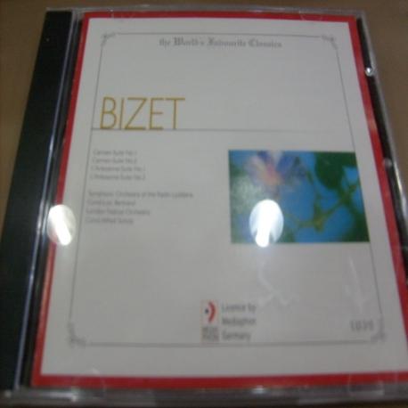 [수입 CD] Georges Bizet - 1039