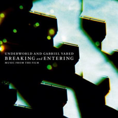 [일본반] O.S.T. (Underworld And Gabriel Yared) - Breaking And Entering [+1 Bonus Track]