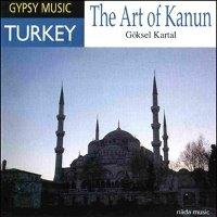 [미개봉] Goksel Kartal / Gypsy Music Turkey - The Art Of Kanun (집시음악 터키 - 까눈)