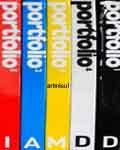 새책. portfolio 포트폴리오 (전5권)