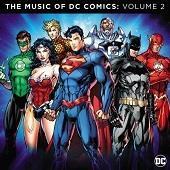 The Music Of Dc Comics - Volume 2 (홍보용 음반)