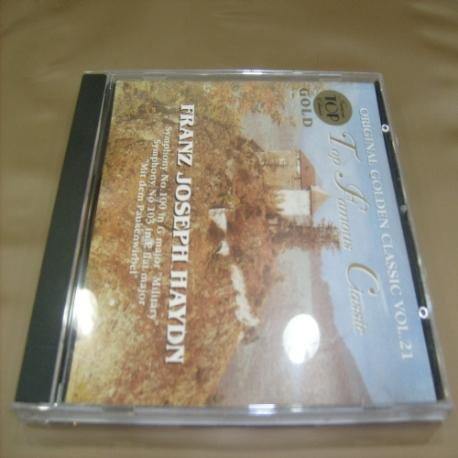 [수입 CD] Franz Joseph Haydn - Original golen classic Vol. 21