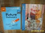삼성출판사. Disneys -2권/ Picture Dictionary Step 3 단어 따라 쓰기 / Puppy Parade + CD1장 -사진.설명란참조