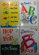 Dr. Seuss's ABC 외 4권일괄