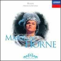Marilyn Horne / 로시니: 세미라미데, 코린트의 포위 - 발췌 (Rossini: Semiramide, Siege of Corinth - Excerpts) (수입/4582192)