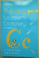 Collins COBUILD Primary Learner's Dictionary  Paperback,3revised edition