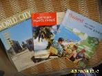 아시아나 외 3권/ WORLD GUIDE CITY 1997.11. MALAYSIA TRAVEL GUIDE. 태국 여행안내 파타야와 동부해안 -사진.상세란참조