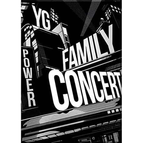 2014 YG Family Concert In Seoul Live [3CD+200p 포토북] (홍보용 음반)