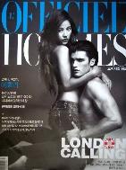 로피시엘 옴므 L'officiel Hommes 2012년 7월호