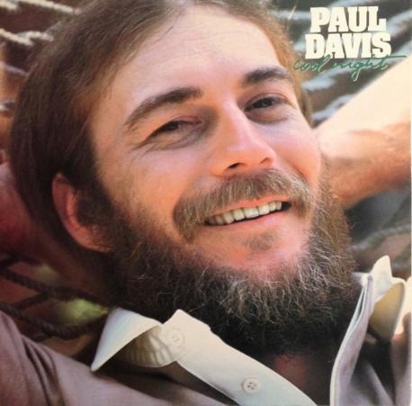 [수입][LP] Paul Davis - Cool Night