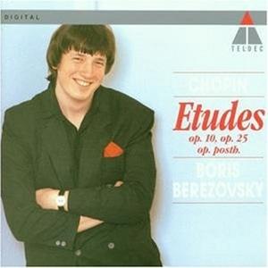 [미개봉] Boris Berezovsky / 쇼팽 : 연습곡 (Chopin : Etudes) (9031731292)