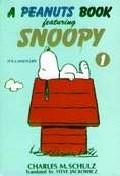 SNOOPY 스누피 (희귀도서)1,2,4~8,10(총8권)