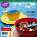브리지 (Bridge) - Spring Hill Fair (Korean Special Edition) [홍보용 음반, 디지팩 겉에 긁힌 자국 약간]