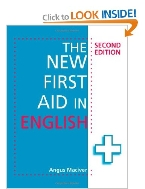 The New First Aid in English second edition, 미사용