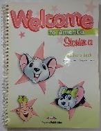 Welcome to America Starter a Teacher's Book