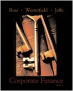 Corporate finance (6th/paperback)
