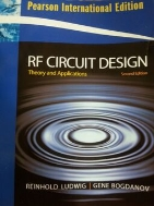 RF CIRCUIT DESIGN - Theory and Application Second Edition