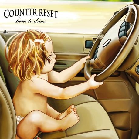 카운터 리셋 (Counter Reset) 3집 - Born To Drive (홍보용 음반)