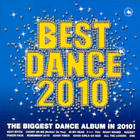 VA - Best Dance 2010 (2CD) 미개봉 * Kylie Minogue / David Guetta / 박재범 (Jay Park) ...