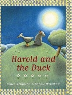 Harold And the Duck [ 양장(HardCover) ]