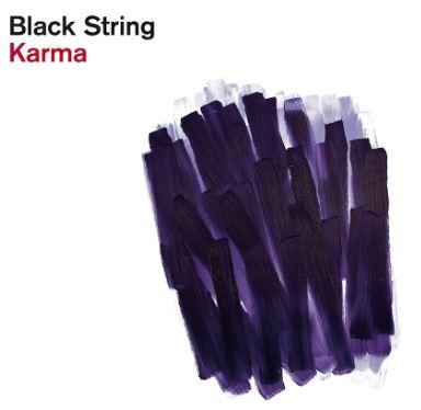 블랙스트링 (Black String) ? Karma (LP 미개봉)