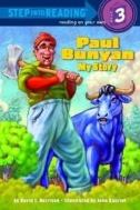 Paul Bunyan (Paperback) My Story (Step Into Reading. Step 3)