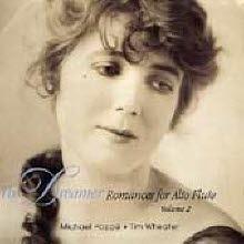 [중고] Michael Hoppe, Tim Wheater / The Dreamer - Romances for Alto Flute Vol. 2 (수입)