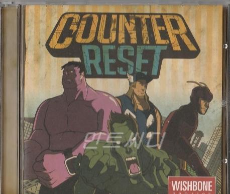 카운터 리셋 - Counter Reset