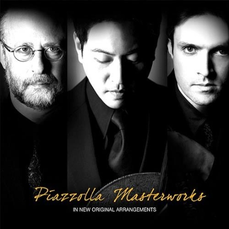 송영훈 : Piazzolla Masterworks New - In Original Arrangements