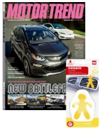 모터 트렌드 2017년-2월호 vol 137 (MOTOR TREND) (신236-5
