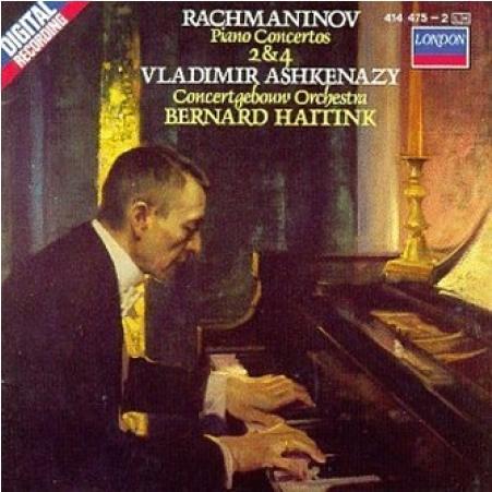 라흐마니노프 - 피아노 협주곡 2, 4번 RACHMANINOV - PIANO CONCERTO NOS.2, 4) /아슈케나지