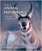 Eckert Animal Physiology : Mechanisms and Adaptations (5th edition, HardCover)