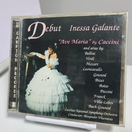 Inessa Galante - Debut