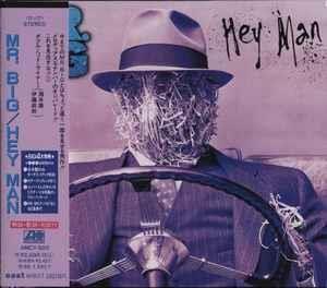 [일본반] Mr. Big - Hey Man [Limited Edition]