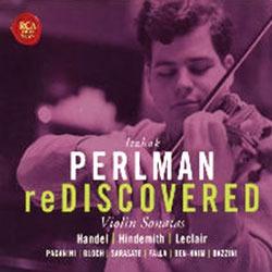 Itzhak Perlman / Perlman reDiscovered (미개봉)