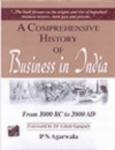 A Comprehensive History of Business in India  (Hardcover)