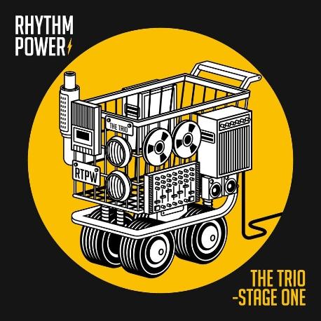 리듬파워 - The Trio : Stage One (홍보용 음반)