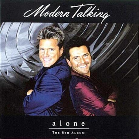Modern Talking - Alone (홍보용 음반)